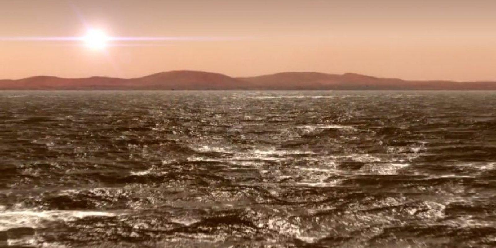 Foto:YouTube NASA