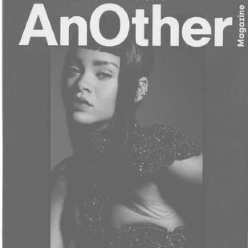 """Esta es la portada de la revista """"AnOther Digital Limited Edition"""". Foto:Instagram/inezvinoodh"""