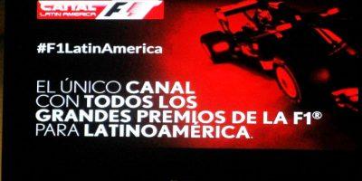 El canal F1 Latin America tendrá todo lo relacionado a la Gran Carpa los 365 días del año Foto:F1
