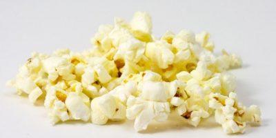 """6. """"¿Cómo comer palomitas de maíz de una forma sexy?"""" Foto:Pixabay"""