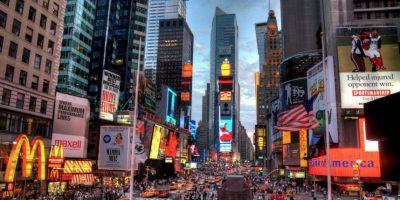 """8. """"Vivir como una p**a en Nueva York"""" Foto:WIkimedia"""