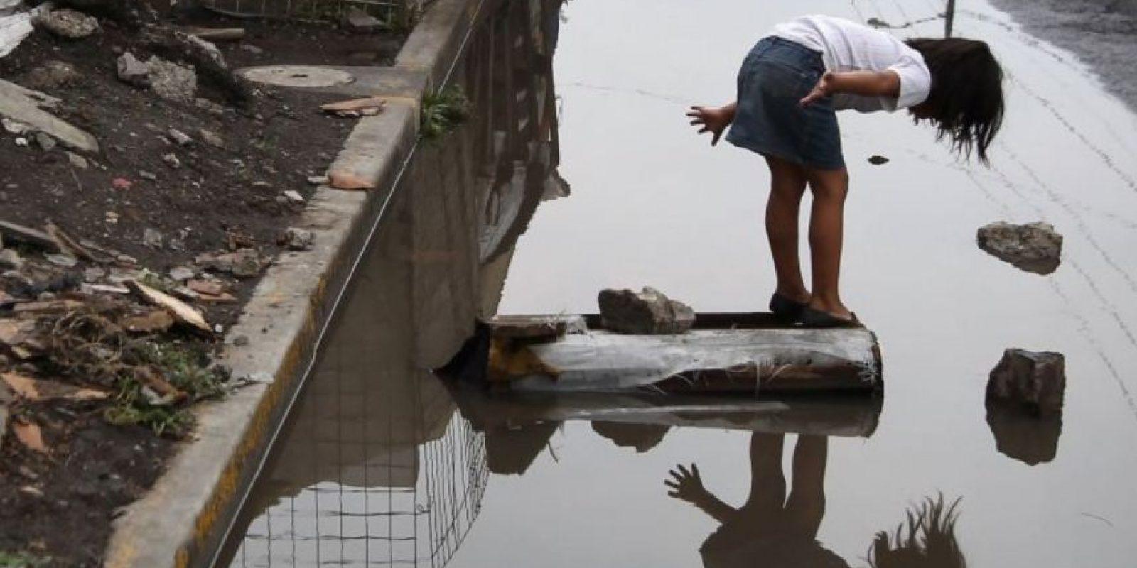 Hay varias causas: contextos socioeconómicos vulnerables. Mala situación económica de los padres. Foto:Getty Images