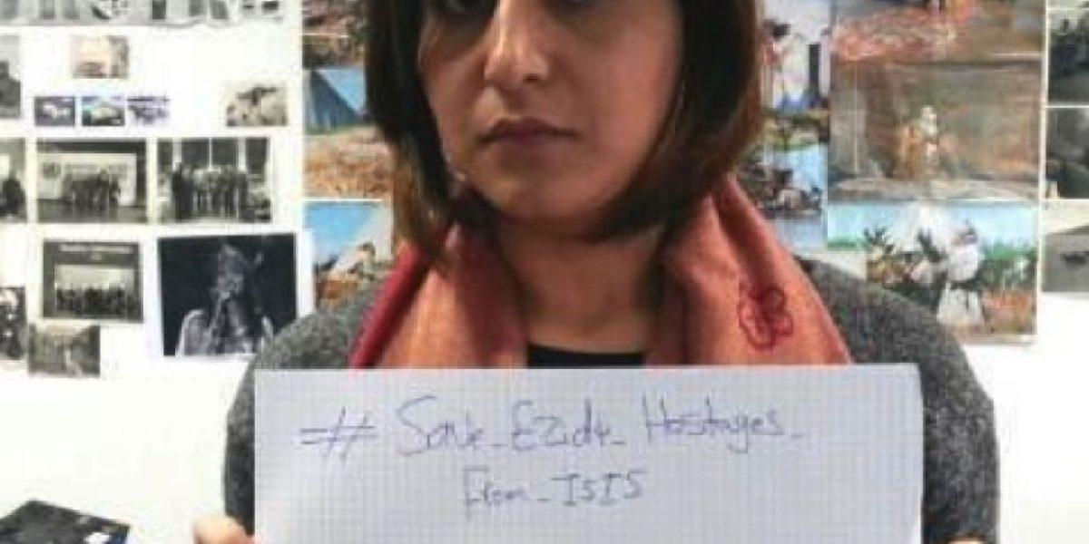 Nareen Shammo, la mujer que más enfrenta al Estado Islámico