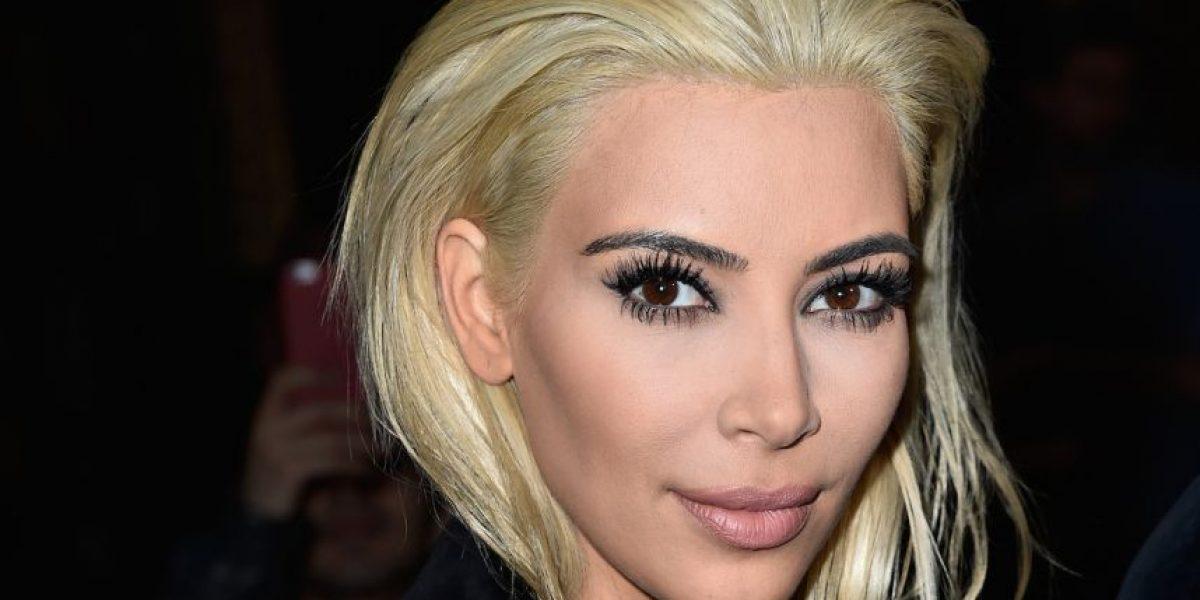 Kim Kardashian revela la estrella del pop cuyo look quiso copiar