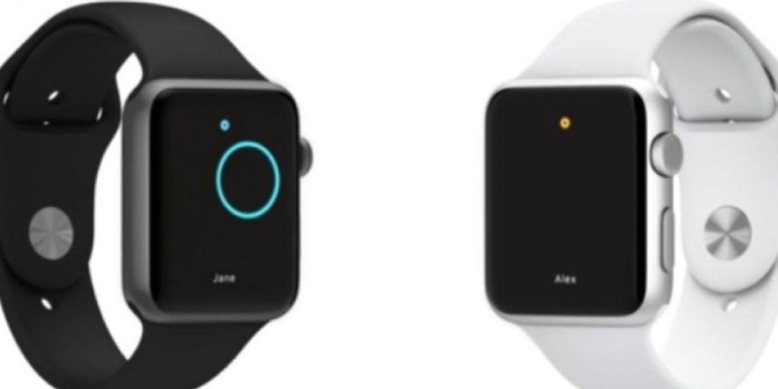 Contará con conectividad Wi-Fi, NFC, Acelerómetro, GPS, Sensor de frecuencia cardiaca y Bluetooth 4.0. Foto:Apple