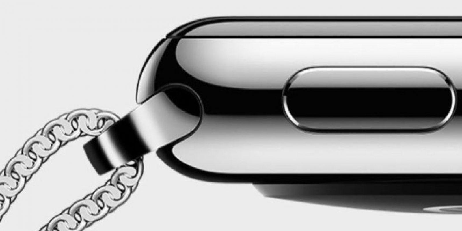 Tendrá una pantalla de zafiro con caja de 38*42mm. Foto:Apple