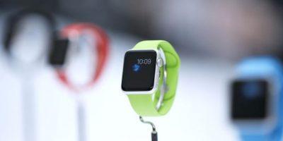 Cuenta con su propia versión de Siri para interactuar con el reloj. Foto:Apple