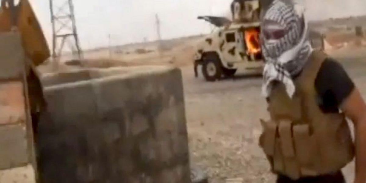 ISIS: Muere gobernador de Mosul en ataque de coalición liderada por EE.UU.