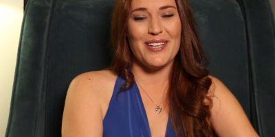 Daisy Lyne prácticamente tuvo sexo con un payaso. Foto:Vince Mancini/ Youtube