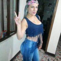 """Andrea Johana Torres, alias """"Yayita"""", colombiana. La llamaban así por sus curvas.Ella es la criminal de la que ahora hablan los colombianos. Usando sus atributos, despistaba a los guardias de seguridad para que sus compañeros robasen apartamentos. Ella misma era especialista en destruir chapas y robar apartamentos en 20 minutos. Ahorraba todo para huir a Alemania con pasaporte falso. Foto:Facebook"""