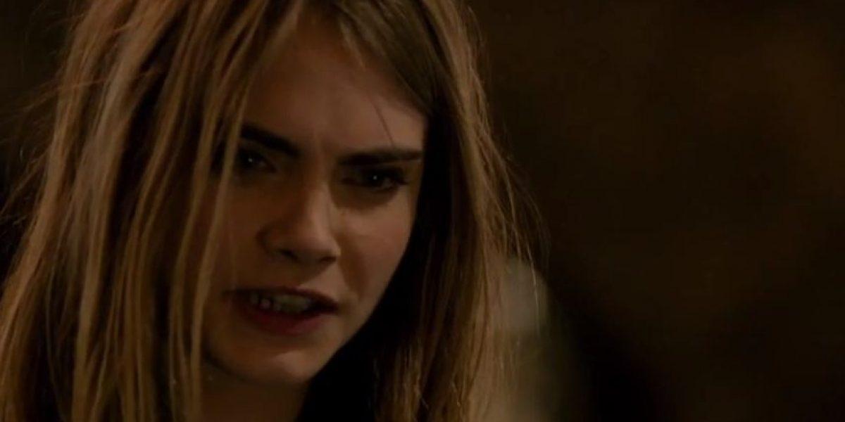 VIDEO: Esta es la nueva película de Cara Delevingne