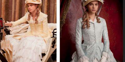 "En 2012 actuó como la princesa Sorokina en ""Anna Karenina"" Foto:Tumblr"
