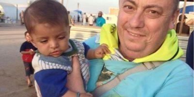 Alan Henning, ciudadano británico. Era taxista, este fue ejecutado el 3 de octubre de 2014. Este fue atrapado mientras realizaba ayuda humanitaria en Siria. Foto:AP