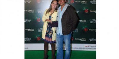 Camila Zuluaga y Antonio Casale