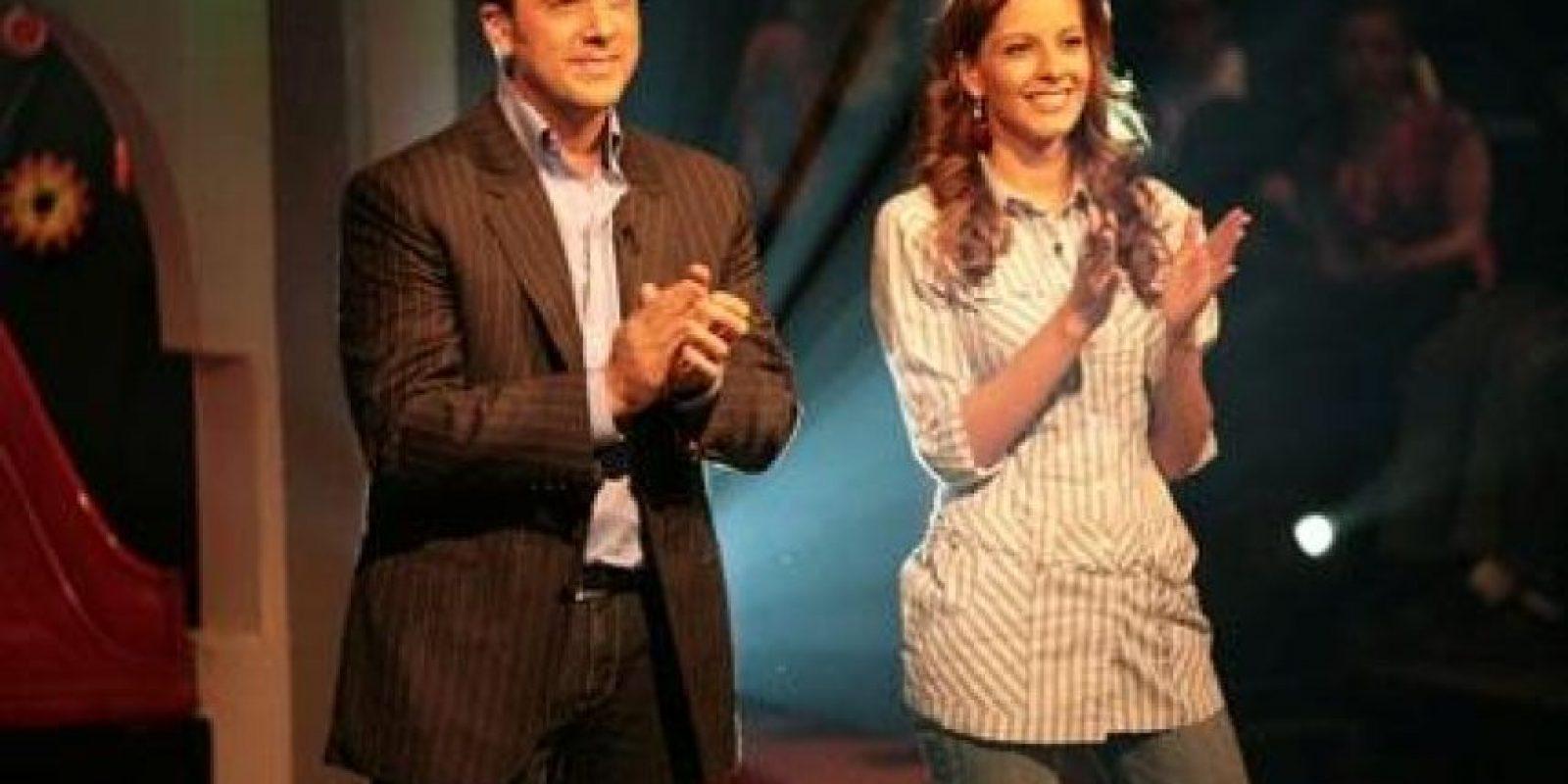Jose Gaviria y Laura Acuña