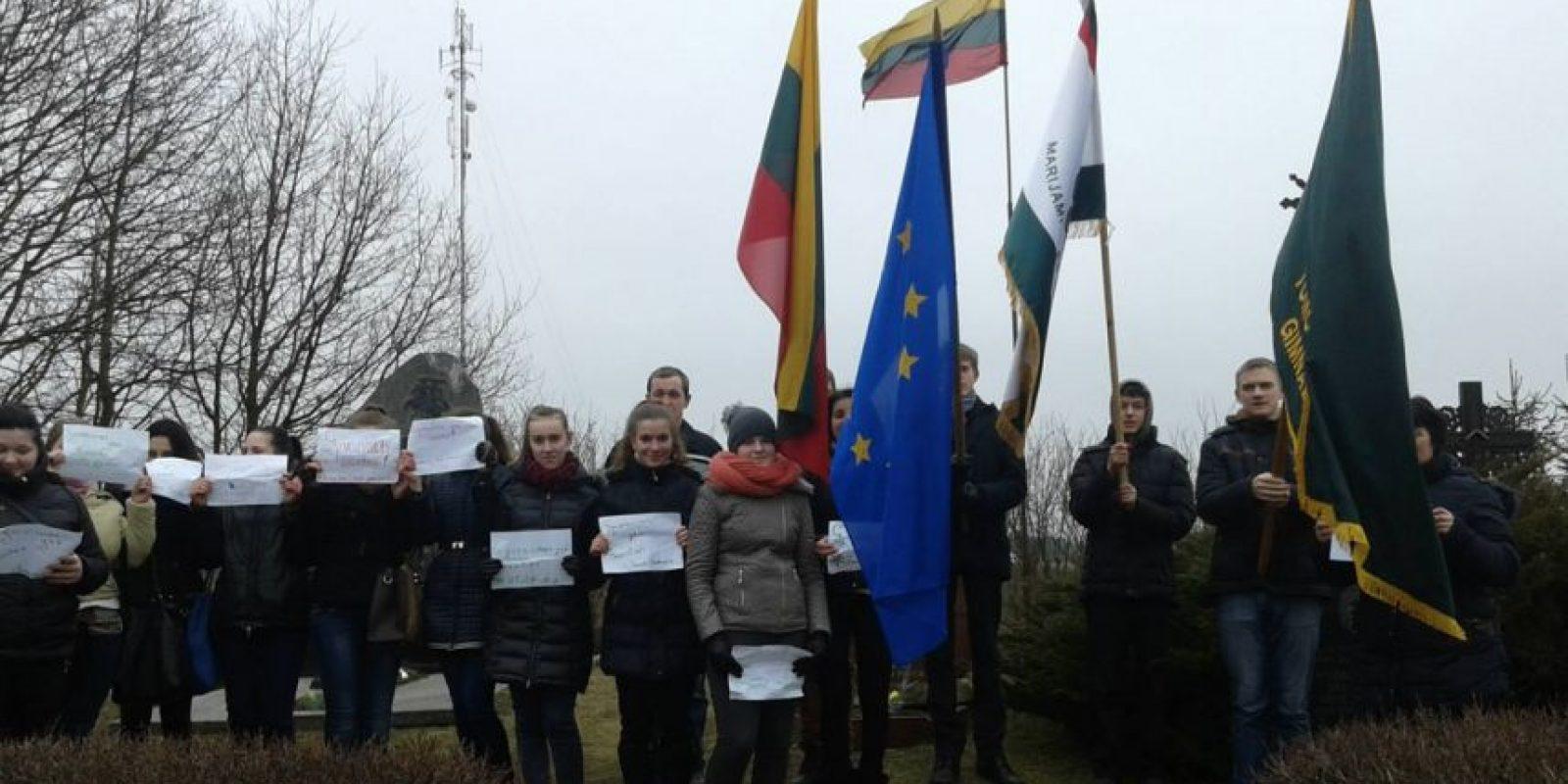 Lituania Foto:Facebook de Antanas Mockus