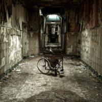Asilo abandonado