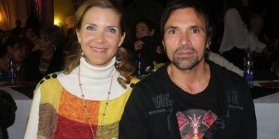 Margarita Ortega y Ramiro Meneses