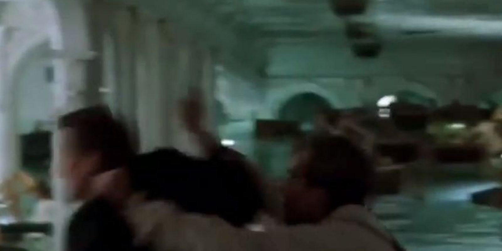 Al final, Jack golpea severamente a Lovejoy Foto:Fox