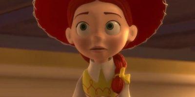 Para que incluso otra película mucho más inocente, sea parodiada. Foto:Disney