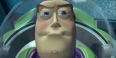 A pesar de eso, en Toy Story, Buzz es un caballero y siempre ha sido tímido con Jessie, a pesar de que le gusta. Foto:Disney