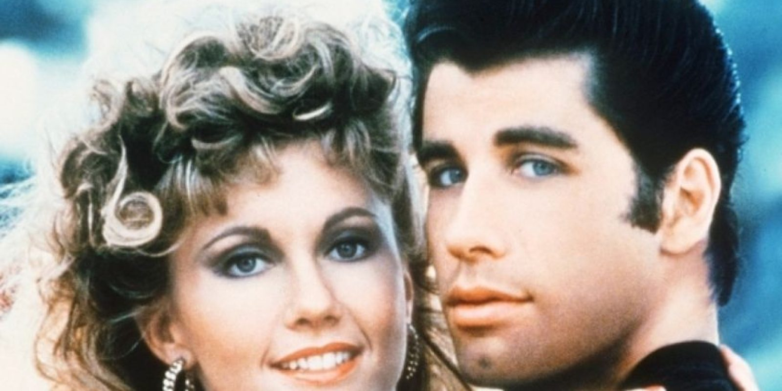 """Grease fue una de las películas """"más inocentes"""" (de cierto modo) de los 70 Foto:Paramount"""