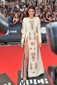 Kendall en su aparición más recordada. Foto:Getty Images