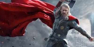 Chris Hemsworth es Thor Foto:Facebook