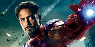 Robert Downey, Jr. es Iron Man Foto:Facebook