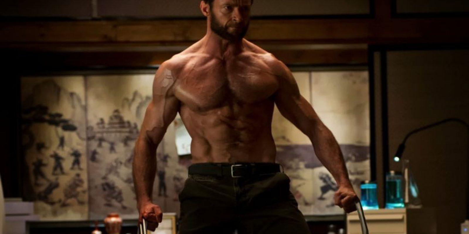 Hugh Jackman es Wolverine Foto:Facebook