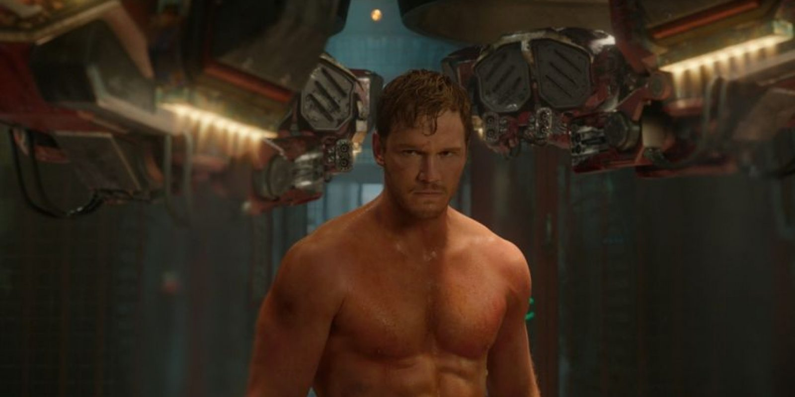 Chris Pratt es Starlord Foto:Facebook