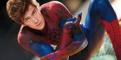 Andrew Garfield es Spiderman Foto:Facebook