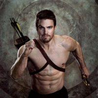Stephen Amell es Arrow Foto:Facebook