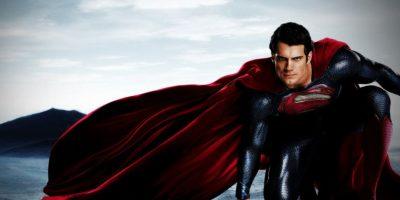 Henry Cavill es Superman Foto:Facebook