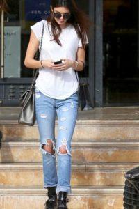 Kendall también los tiene. Foto:Getty Images