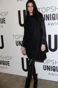 Kendall, con el mismo estilo. Foto:Getty Images