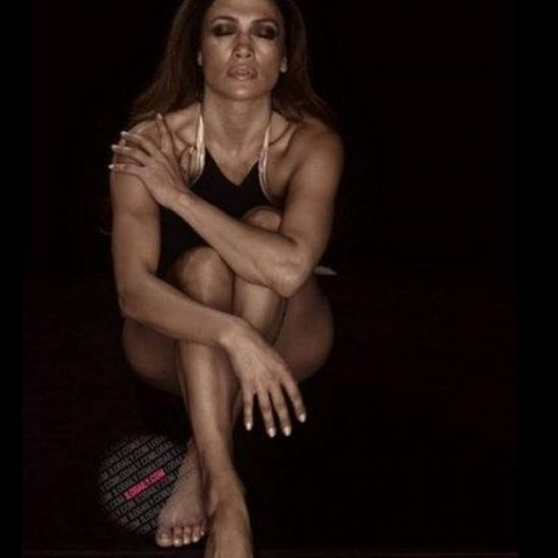 Imagen de la campaña de L'Oreal 2011 sin retoques Foto:TheJasmineBrand