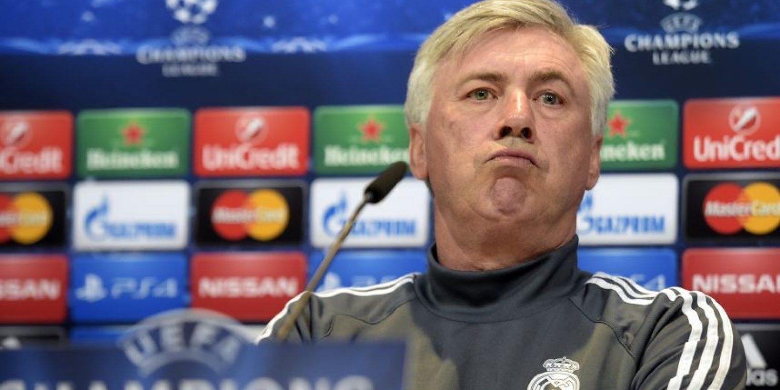 Carlo Ancelotti tendrá que mejorar mucho su equipo para poder recuperar la confianza en el Real Madrid. Foto:AFP