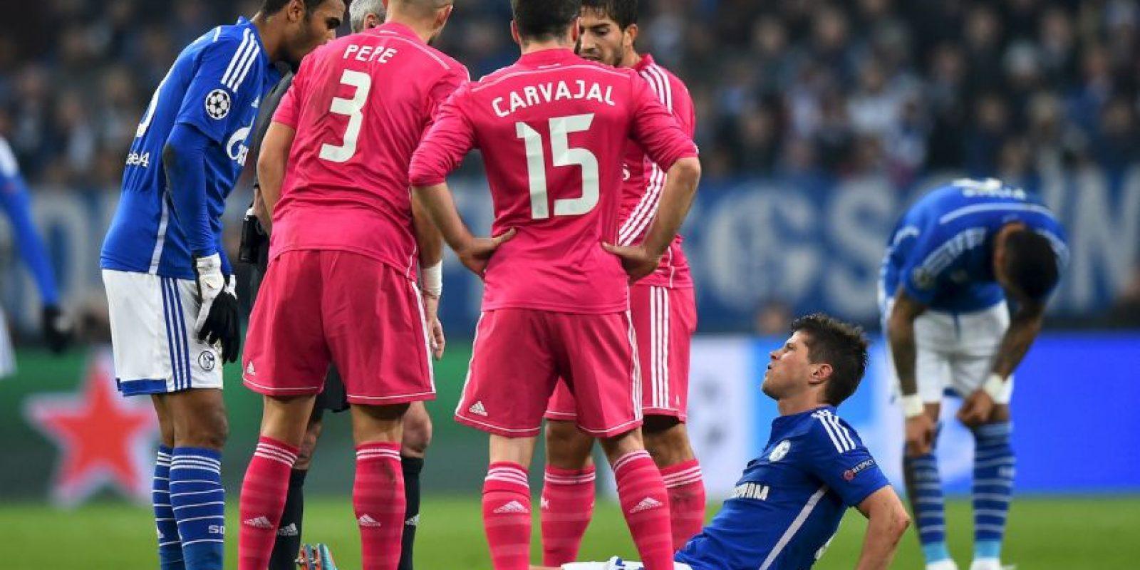 Aunque en el partido de ida se retiró a la media hora por una lesión Foto:Getty Images