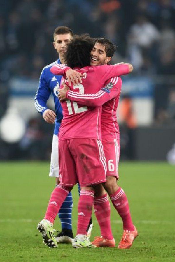 Llegan dolidos, después de que perdieron el liderato de la Liga de España el fin de semana pasado Foto:Getty Images