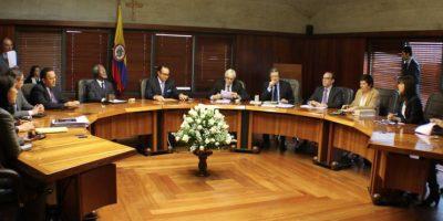 Corte Constitucional.. Imagen Por: Archivo Publimetro