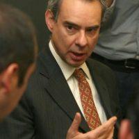 Exmagistrado Rodrigo Escobar Gil.