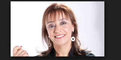 Mónica Monroy, exesposa de magistrado González.