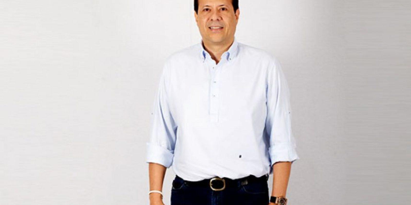 Javier Fernández. Foto:Prensa Caracol