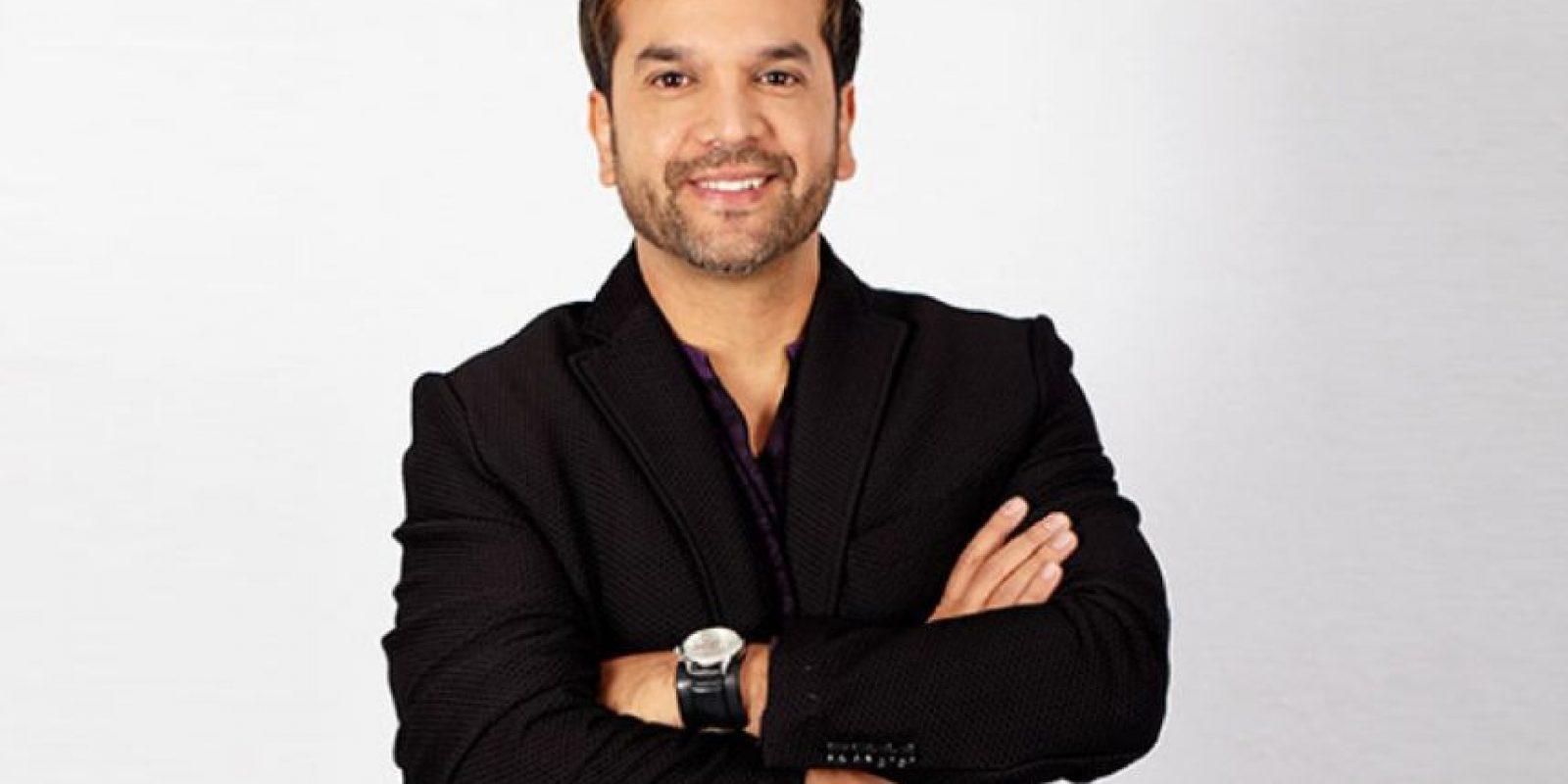 Óscar Rodríguez. Foto:Prensa Caracol