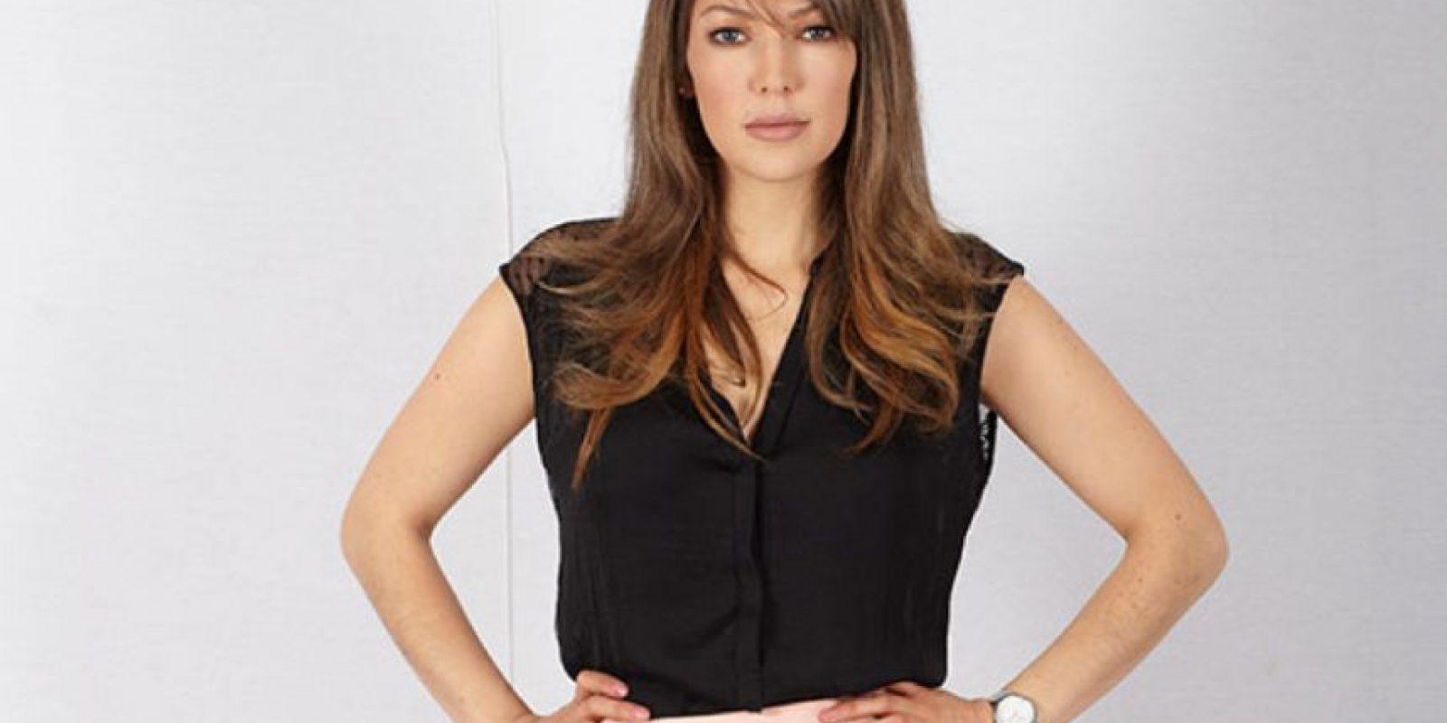 Natalia Durán. Foto:Prensa Caracol