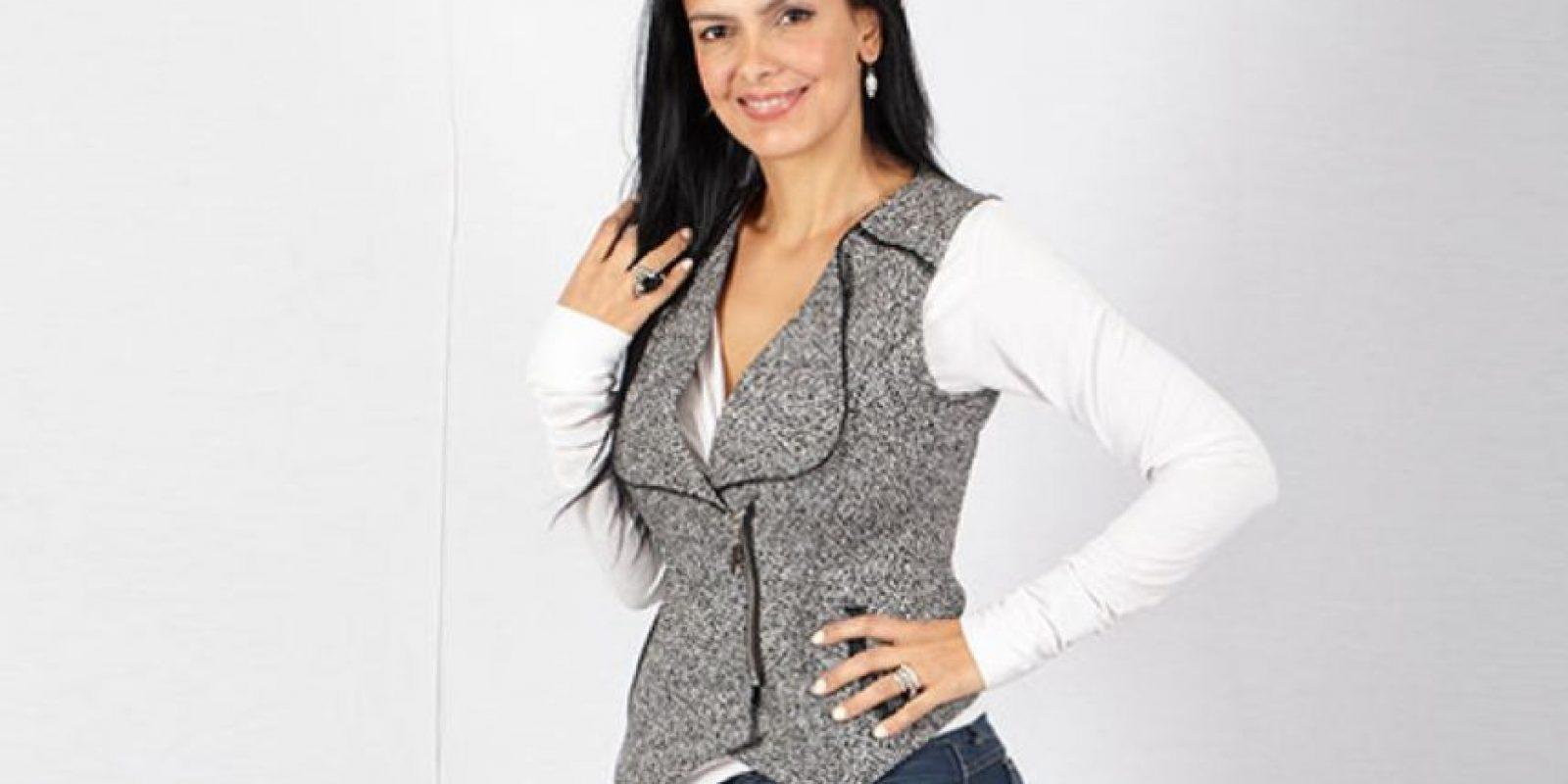 Marcela Posada. Foto:Prensa Caracol