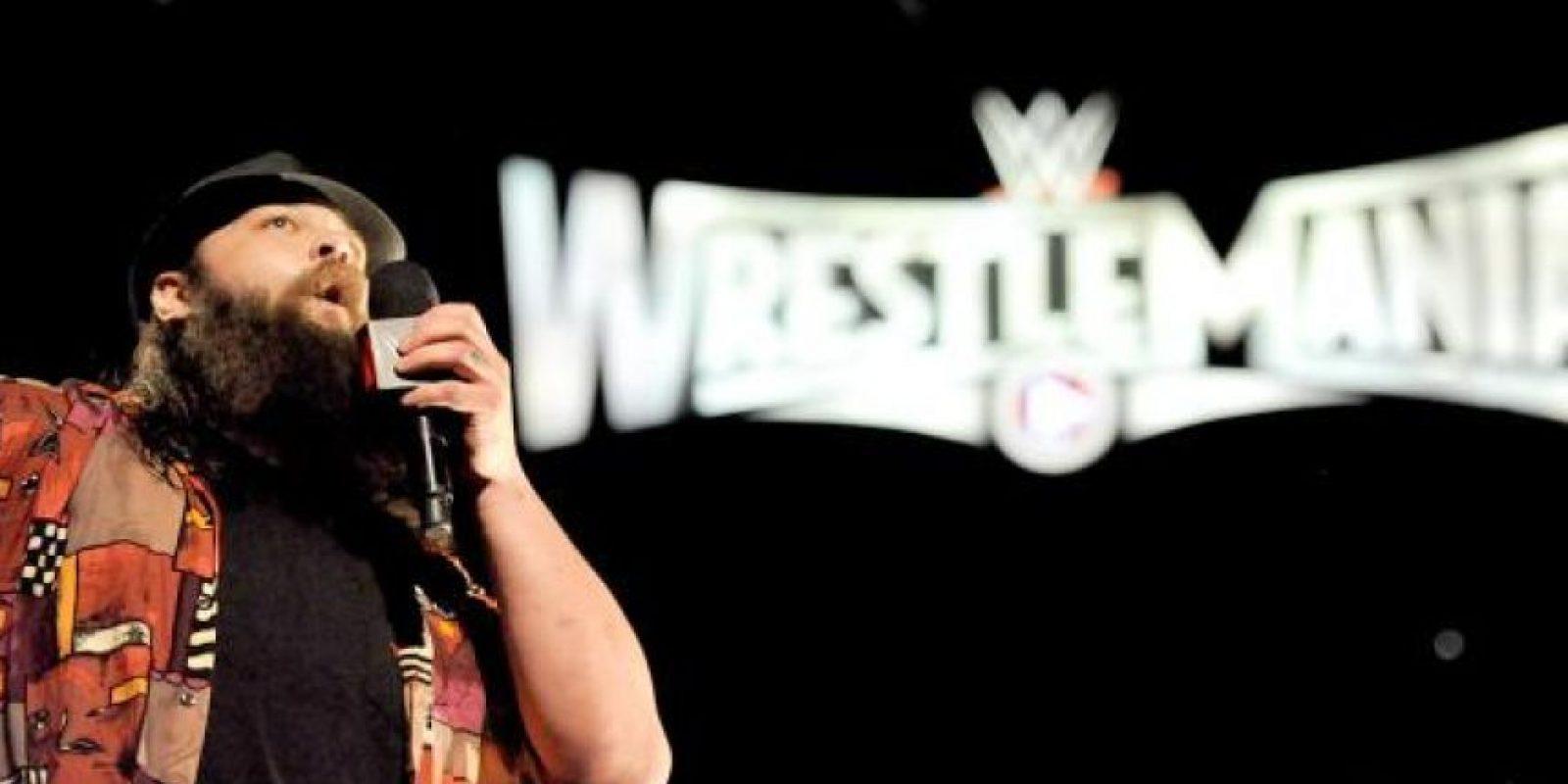 """De nueva cuenta el """"Devorador de Mundos"""" retó a """"Taker"""" para una pelea en Wrestlemania XXXI Foto:WWE"""