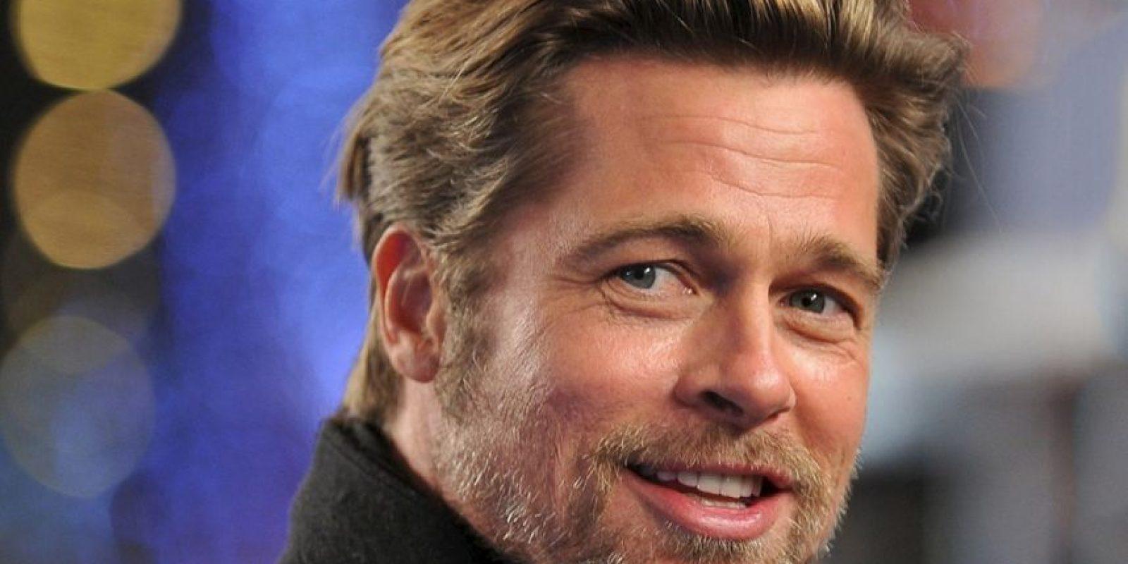 """Kirsten Dunst tuvo que besar a Brad Pitt en """"Entrevista con el Vampiro"""". Dijo que fue """"horrible"""". Bueno, tenía 12 años. Foto:Getty Images"""