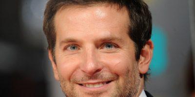 """Bradley Cooper no besó bien a Jennifer Lawrence en """"El lado bueno de las cosas"""". De hecho, ella le dijo en su cara que era baboso. Foto:Getty Images"""